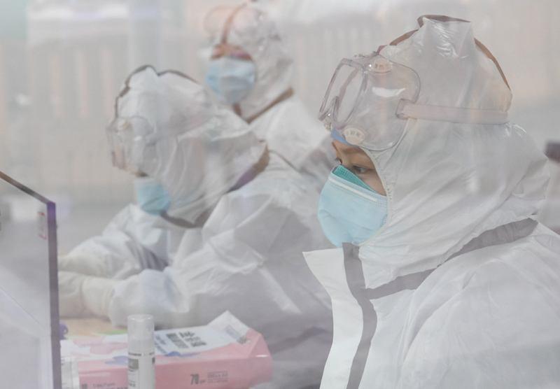 Ухань хотод шинээр коронавирусний халдвар авсан нэг тохиолдол бүртгэгдэв