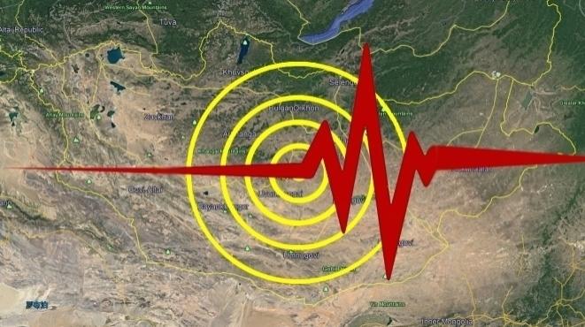 Дархан-Уул аймагт 3.8 магнитудын газар хөдлөлт болов