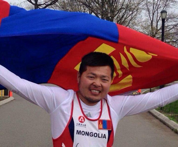 Хэт холын зайн гүйлтийн тамирчин Б.Буджаргал дэлхийн рекорд тогтоохоор  зорьжээ